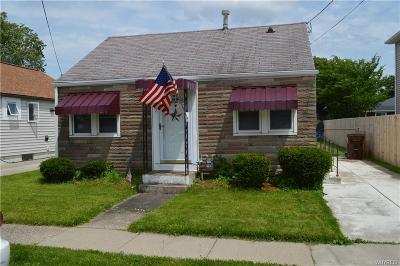 Cheektowaga Single Family Home For Sale: 247 Roland Street