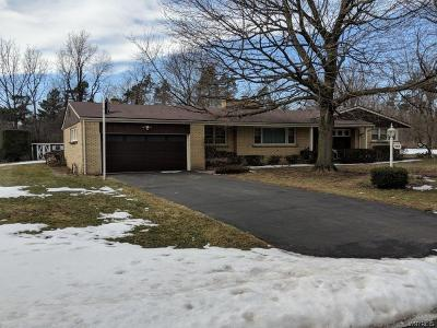 Clarence Single Family Home U-Under Contract: 4914 Smiley