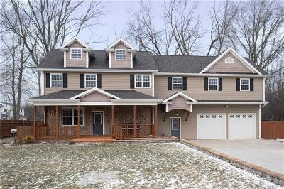 Grand Island Single Family Home U-Under Contract: 3047 Whitehaven Road