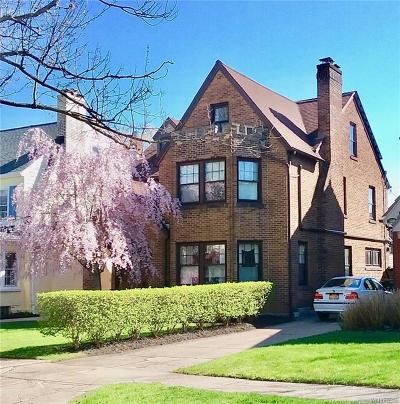 Erie County Single Family Home U-Under Contract: 96 North Drive