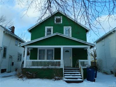 Buffalo Single Family Home A-Active: 222 Shirley Avenue