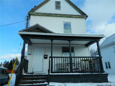 Buffalo Single Family Home A-Active: 401 Military Road