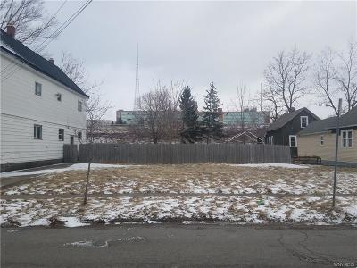 Buffalo Residential Lots & Land A-Active: 712 Perry Street
