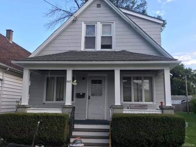 Niagara Falls Single Family Home A-Active: 3033 Niagara Street