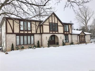 Amherst Single Family Home P-Pending Sale: 104 Wood Acres Drive