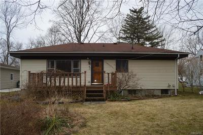 Niagara County Single Family Home A-Active: 297 Homestead Drive