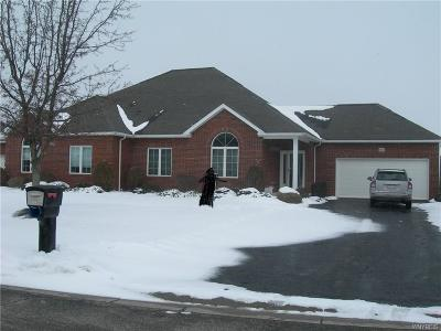 Niagara County Single Family Home U-Under Contract: 4864 Waterford Place