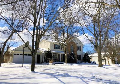 Erie County Single Family Home A-Active: 9855 Heroy Road