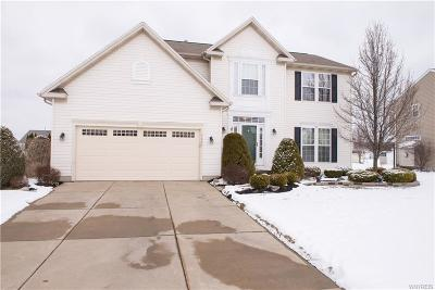 North Tonawanda Single Family Home U-Under Contract: 3685 Trails End