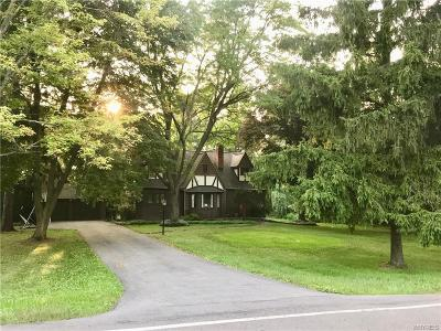 Niagara County Single Family Home A-Active: 5122 Baer Road