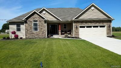 Eden Single Family Home For Sale: Beverly Dr, Sublot 6
