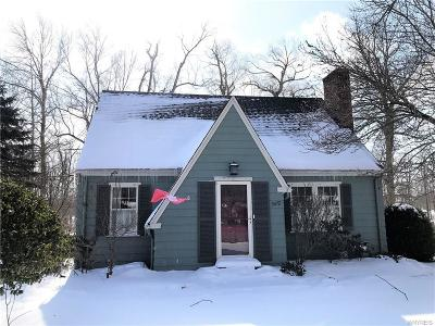 Niagara County Single Family Home U-Under Contract: 5672 Tonawanda Creek Road