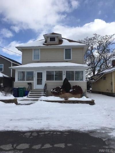 Niagara Falls Single Family Home P-Pending Sale: 8707 Point Avenue