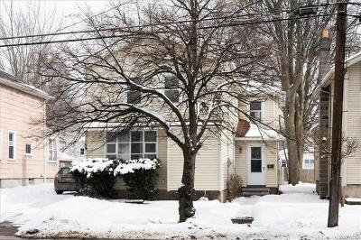 Niagara County Single Family Home U-Under Contract: 154 South Transit Street