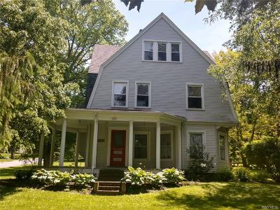 Warsaw Single Family Home A-Active: 220 North Main Street