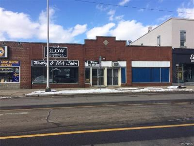 Olean NY Commercial Lease A-Active: $900