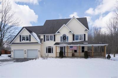 Single Family Home A-Active: 7108 Goodrich Road