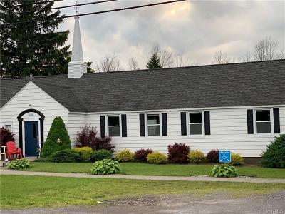 Alden Single Family Home A-Active: 3320 Crittenden Road