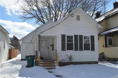 Niagara County Single Family Home U-Under Contract: 25 1st Avenue