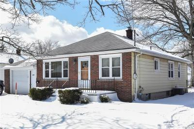 Niagara County Single Family Home A-Active: 1016 91st Street