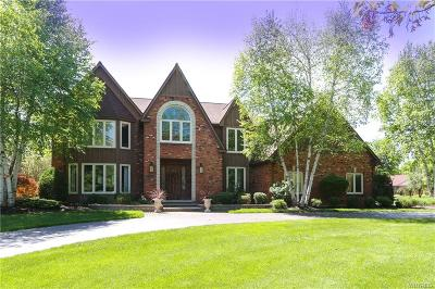 Clarence Single Family Home A-Active: 9580 The Maples