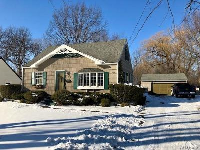 Niagara County Single Family Home U-Under Contract: 1388 Forbes Street