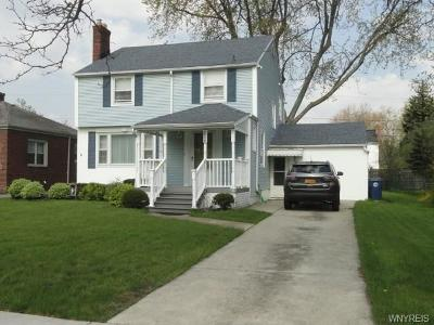Niagara Falls Single Family Home A-Active: 3064 Macklem Avenue