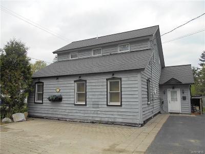 Ellicott Single Family Home A-Active: 27 Mechanic Street