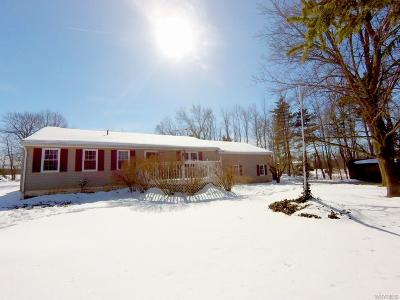 Orleans County Single Family Home A-Active: 11330 Slade Road