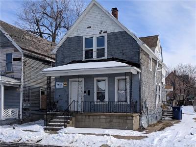 Buffalo Multi Family 2-4 A-Active: 383 May Street