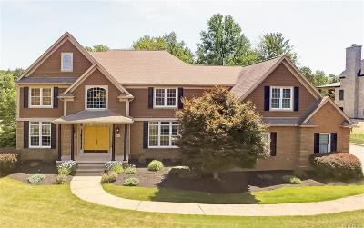 Orchard Park Single Family Home Pending: 60 Grand View Trail