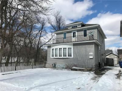 Buffalo Single Family Home U-Under Contract: 133 West Northrup Place