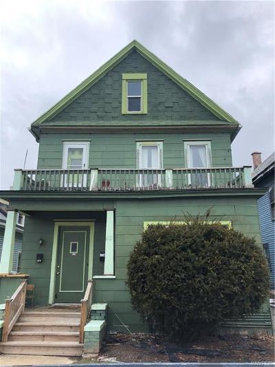Buffalo Multi Family 5+ A-Active: 472 Connecticut Street