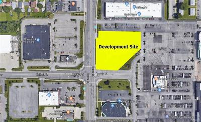 Cheektowaga Residential Lots & Land A-Active: 3765 Union Road