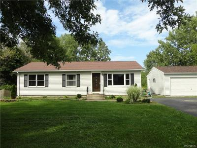 Niagara County Single Family Home A-Active: 4350 Sunset Court