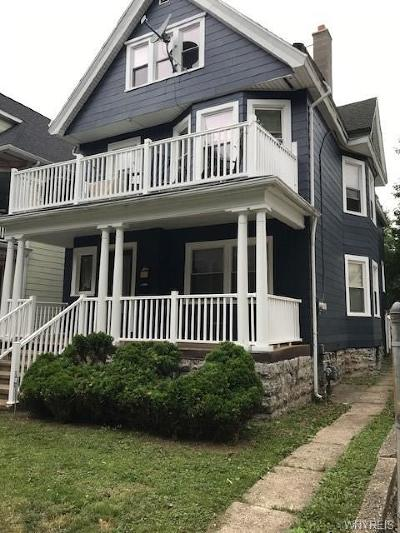 Buffalo Multi Family 2-4 U-Under Contract: 28 Russell Street