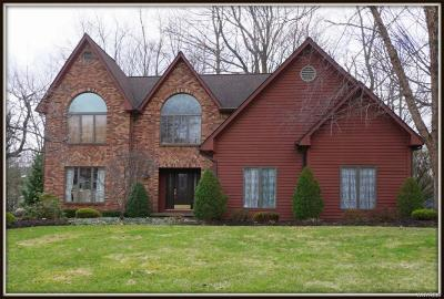 Orchard Park Single Family Home A-Active: 35 Hemlock Hill Road