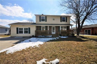 West Seneca Single Family Home U-Under Contract: 101 Tobey Hill Drive