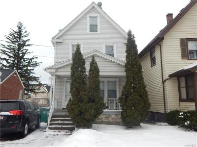 Niagara County Single Family Home A-Active: 2103 North Avenue