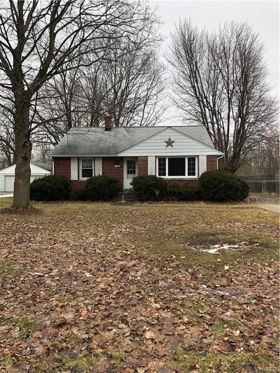 Niagara County Single Family Home A-Active: 1464 Forbes Street