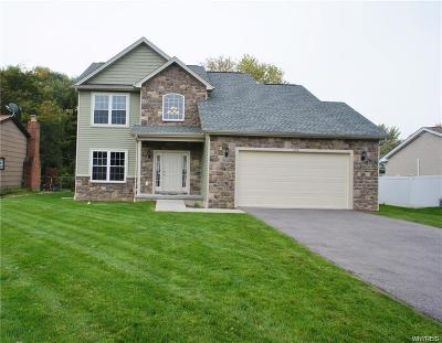 Erie County Single Family Home A-Active: 658 Hopkins Road