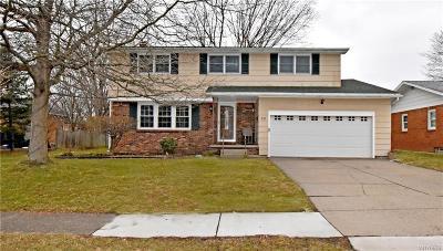 West Seneca Single Family Home For Sale: 68 Reynolds Road
