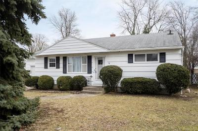 Amherst NY Single Family Home U-Under Contract: $149,900