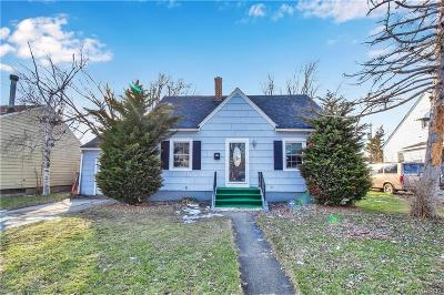 Amherst NY Single Family Home U-Under Contract: $128,500