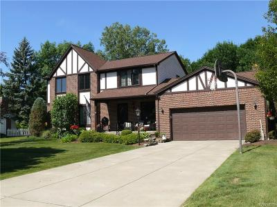 Erie County Single Family Home A-Active: 52 Chapel Woods West