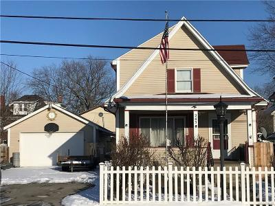 Niagara Falls Single Family Home U-Under Contract: 243 77th Street