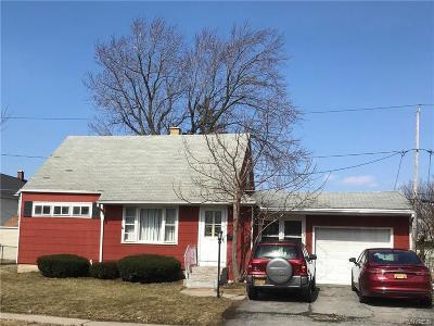 Buffalo Single Family Home A-Active: 455 Tremaine Avenue