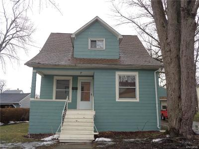 Niagara County Single Family Home U-Under Contract: 1328 Belling Place