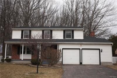 Niagara County Single Family Home U-Under Contract: 6639 Royal Parkway