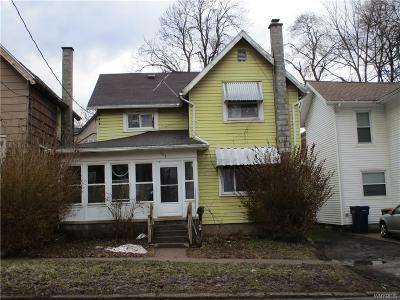 Niagara County Multi Family 2-4 A-Active: 168 Gooding Street